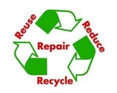 environmentally friendly recyling