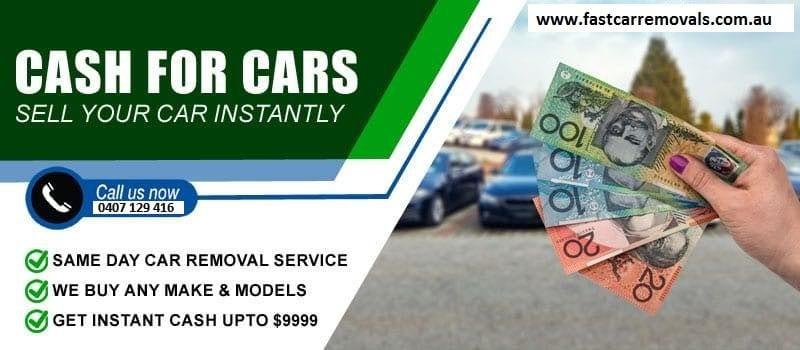 Fast cash for cars, car removal, scrap car removal, gold coast, brisbane, ipswich